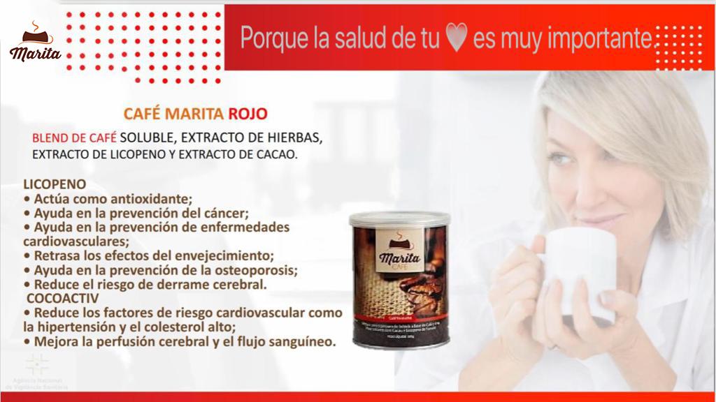 café rojo para adelgazar