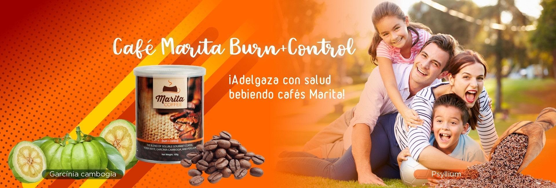 adelgaza con café Marita