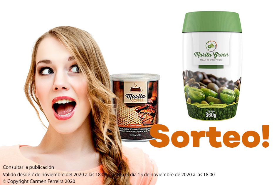 sorteo facebook cafe marita
